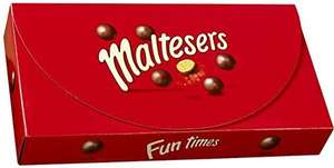 Maltesers large 360g box - 2 for £5 @ WHSmith Instore - Hardwick