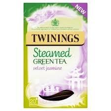 Twinings Steamed Green Tea Velvet Jasmine £1 at Poundland (Instore)