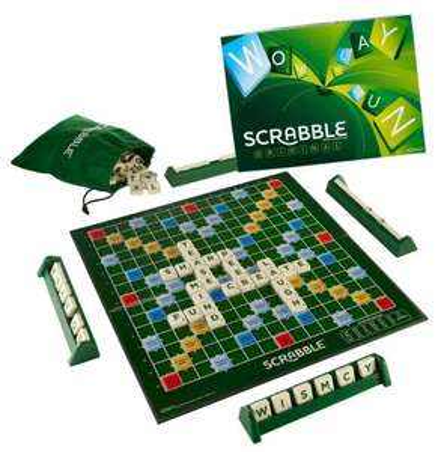 Original Scrabble £9.39 @ Amazon (Prime Exclusive)