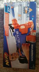 Nerf N-Strike HyperFire blaster @ tesco instore for £16.50