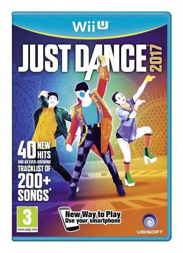 Just Dance 2017 (Nintendo Wii U) Prime £18 / NonPrime £19.99 @ Amazon