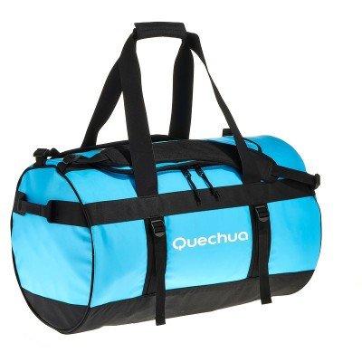 70l Quechua trekking bag £14.99 in the blue colour  @ Decathlon - Free c&c