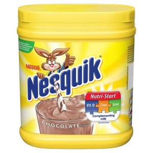Nesquik Chocolate 500g £1 @ Poundland (Also Strawberry & Banana 300g £1)