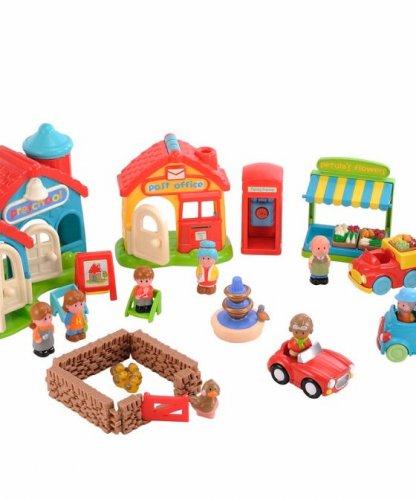 Happyland bumper village set half price at ELC £50 Delivered