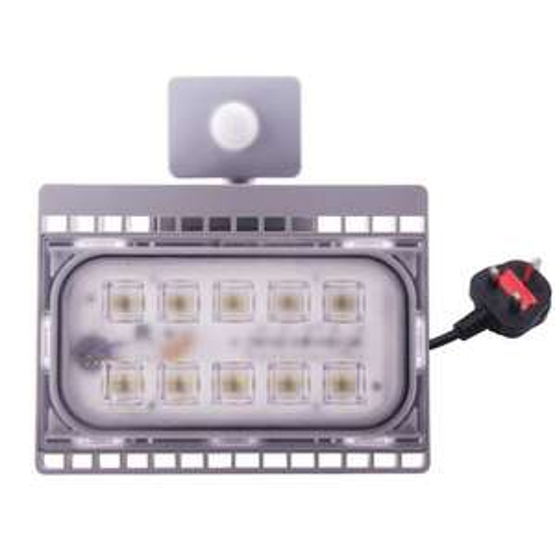 30 Watt LED Flood Light With PIR £17 with Prime @ Amazon (£21.75 Non-Prime)