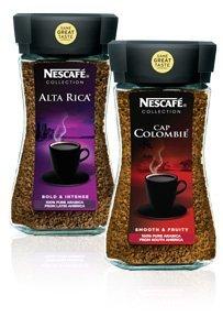100g Nescafe Alta Rica & Cap Colombie £2.50 @ Sainsbury's