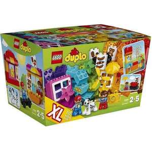LEGO Duplo Creative Building Basket HALF PRICE! Was £39.99 now £19.99 at Toysrus