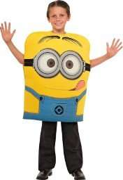 Child Minion Dave Foam Costume 5-6 Years @ £4.99 Argos ebay extra 25% off selected toys applied at checkout