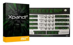 Air Xpand!2 VSTI Rompler - 2500 presets now FREE until new year