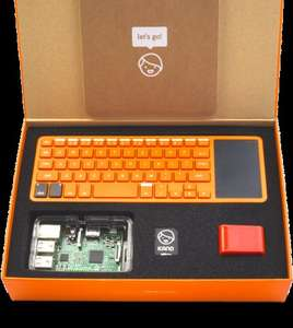 KANO Kids computer On sale Sav £50 & £80 - from £99.99