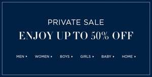 "Ralph Lauren ""Private Sale"" - 30-50% of selected lines (in store too)"