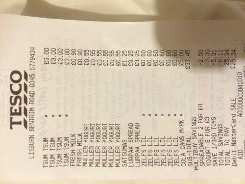 Disney tsum tsum 5pk (rrp £10) £2 Tesco instore