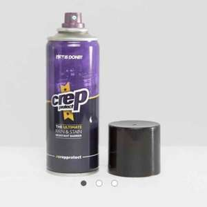 Crep Protect footwear water/stain protection £7 at Asos