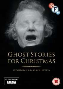 Ghost Stories for Christmas DVD set - 6 discs - m r James £17.99  (Prime) / £19.98 (non Prime) at Amazon