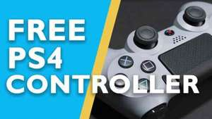 FREE PS4 Controller when you buy a PS4 from Amazon,