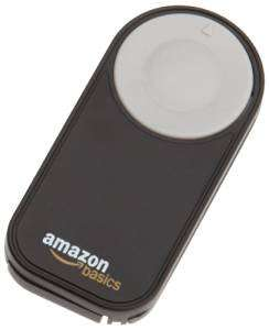 AmazonBasics Wireless Remote Control for Nikon  £6.39 lightning deal