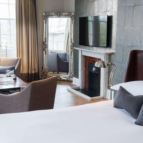 Hotel du Vin Pre Christmas Sale - dinner and breakfast for £99