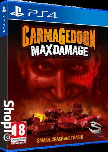 Camageddon Max Damage (PS4/XBO) £9.85 @ Shopto.net