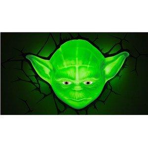 Star Wars 3D night lights price drops - Now  £18.99 delivered @ Zavvi