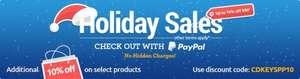 CDkeys - Holiday Sales Additional 10% Off Select Purchases w/ Code