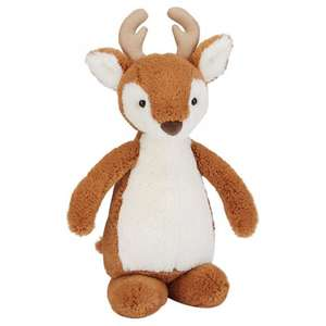 Jellycat reindeer at John Lewis for £4.95 (plus £2 C&C)