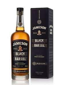 Jameson Select Reserve Black Barrel Irish Whisky, 70cl £26.86 with Code - Amazon