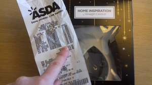 YANKEE WAX MELTER SET SCANNING £5 @ ASDA STOKE PARK IPSWICH.