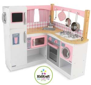 Kidkraft Grand Gourmet Corner Kitchen £130.01 Amazon