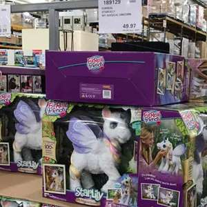 FurReal Friends Starlily £59.96 INSTORE @ Costco Edinburgh