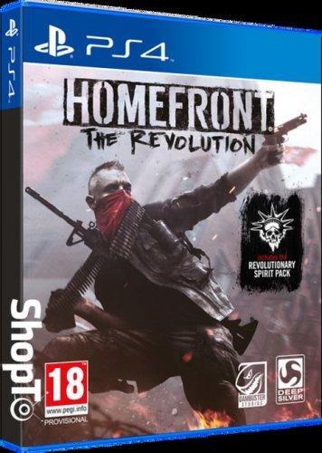 Homefront: The Revolution - The Revolutionary Spirit Edition (PS4/XO) £9.85 Delivered @ Shopto