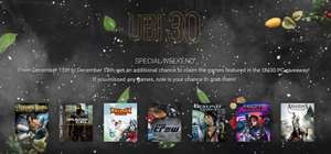 [uPlay] Prince of Persia The Sand of Time / Tom Clancy's Splinter Cell / Rayman Origins / The Crew / Beyond Good and Evil / Far Cry 3: Blood Dragon / Assassin's Creed III Bundle - FREE - Ubisoft