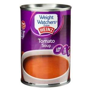 Weight Watchers from Heinz Tomato Soup (295g) was £1.00 now 2 for £1.00 @ Poundland