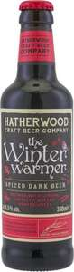 Hatherwood Winter Warmer (330ml) was £1.25 now 2 for £1.50 @ Lidl