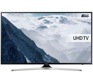 Samsung 40KU6020 40 Inch Ultra HD Smart LED TV at £314.10 @ Argos