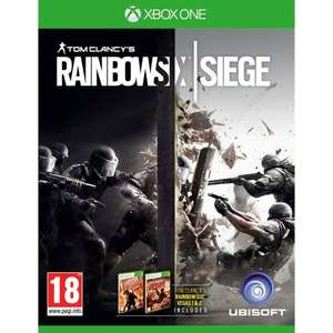 Rainbow Six Siege Xbox One £12.99 @ Simply Games