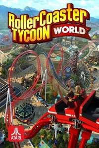 RollerCoaster Tycoon World PC cdkeys £5.99 ( £5.39 with code )
