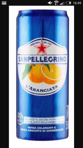 Sanpellegrino Orange 20% 330ml 49p @ homebargains