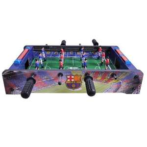 "Barcelona 20"" football table £6.25 at Tesco In-store - Cradley Heath"