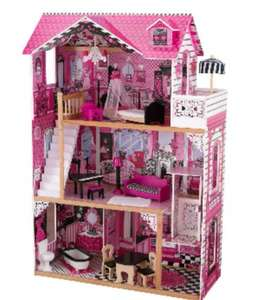 KidKraft Amelia Dollhouse price match for £65.96 @ amazon