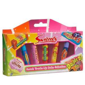 swizzels sweet treats lip balm collection £2.99 at B&M