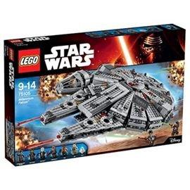 Lego millennium falcon £68.96 @ Tesco (online)