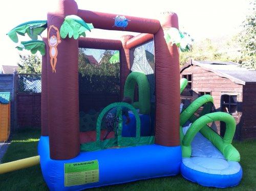 Tesco Crocodile Airflow Bouncy Castle £115.50 @ Tesco