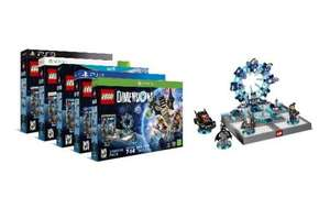 Lego Dimensions Starter Pack PS4 XO £29.99 clearance at Asda