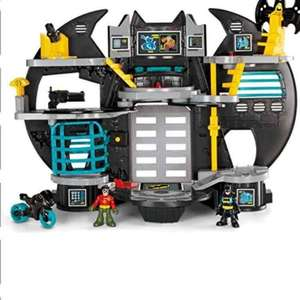 Fisher price imaginext batcave at Amazon £18.80 (prime exclusive)