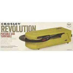 Crosley Revolution Portable Turntable £39.99 in TK Maxx (in-store and online)