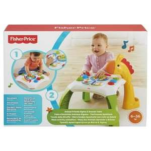 Fisherprice  animal fiends table £10 instore @ Tesco