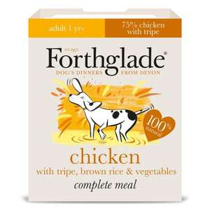 Forthglade 15% Off at Fetch