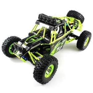 WLtoys No. 12428 1 / 12 Scale 2.4GHz 4WD Off Road Vehicle £57.71 @ Gearbest