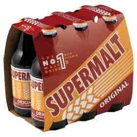 6 Supermalts for £2.50 in ASDA