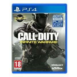 Call Of Duty Infinite Warfare For PS4 £25 @ Tesco